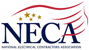 National Electrical Contractors Association Logo